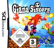 Cover Giana Sisters DS