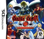 Cover Guilty Gear Dust Strikers