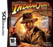 Cover Indiana Jones and the Staff of Kings (DS)