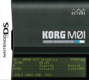 Cover KORG M01