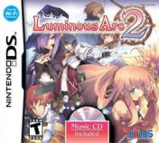 Cover Luminous Arc 2
