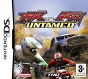 Cover MX vs. ATV Untamed