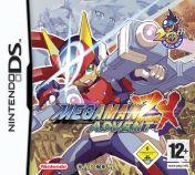 Cover Mega Man ZX Advent