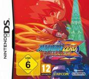 Cover Mega Man Zero Collection