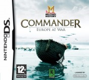 Cover Military History: Commander - Europe at War