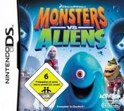 Cover Monsters vs. Aliens