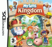 Cover MySims Kingdom