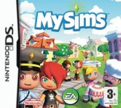 Cover MySims (DS)
