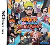 Cover Naruto Shippuden: Shinobi Rumble