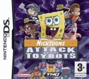 Cover Nicktoons: Attack of the Toybots