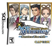Cover Phoenix Wright: Ace Attorney - Justice For All