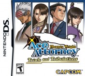 Cover Phoenix Wright: Ace Attorney - Trials and Tribulations