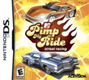 Cover Pimp My Ride: Street Racing