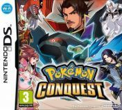 Cover Pokémon Conquest (DS)