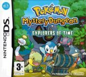 Cover Pokémon Mystery Dungeon: Explorers of Time