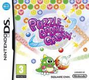 Cover Puzzle Bobble Galaxy