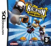 Cover Rayman Raving Rabbids (DS)