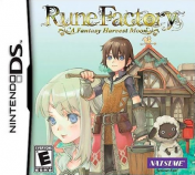 Cover Rune Factory: A Fantasy Harvest Moon