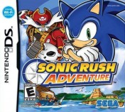 Cover Sonic Rush Adventure