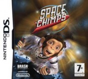 Cover Space Chimps