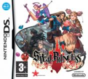 Cover Steal Princess
