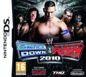 Cover WWE SmackDown! vs RAW 2010