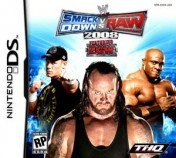 Cover WWE Smackdown! vs Raw 2008