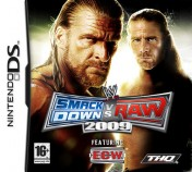 Cover WWE Smackdown! vs Raw 2009
