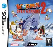 Cover Worms: Open Warfare 2 (DS)