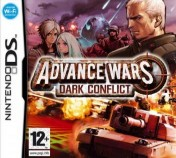 Cover Advance Wars: Dark Conflict