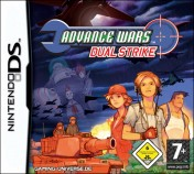 Cover Advance Wars: Dual Strike