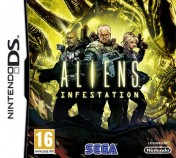 Cover Aliens: Infestation