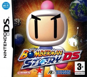 Cover Bomberman Story DS