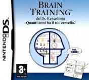 Cover Brain Training del Dr. Kawashima: Quanti Anni ha il tuo Cervello?