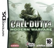 Cover Call of Duty 4: Modern Warfare (DS)