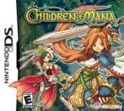 Cover Children of Mana