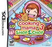 Cover Cooking Mama 3
