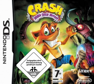 Cover Crash: Mind Over Mutant