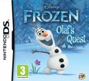 Cover Disney Frozen: Olaf's Quest
