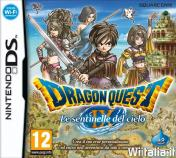Cover Dragon Quest IX: Le Sentinelle del Cielo (DS)