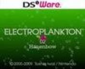 Cover Electroplankton: Hanenbow