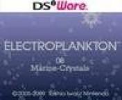 Cover Electroplankton: Marine-Crystals