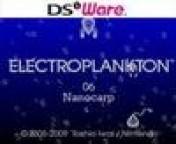 Cover Electroplankton: Nanocarp
