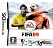 Cover FIFA 09 (DS)