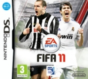 Cover FIFA 11 (DS)