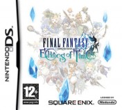 Cover Final Fantasy Crystal Chronicles: Echoes of Time