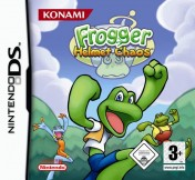 Cover Frogger: Helmet Chaos (DS)