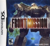Cover Front Mission