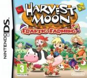 Cover Harvest Moon: Frantic Farming