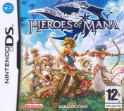 Cover Heroes of Mana